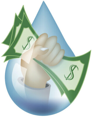 save money on your water bills