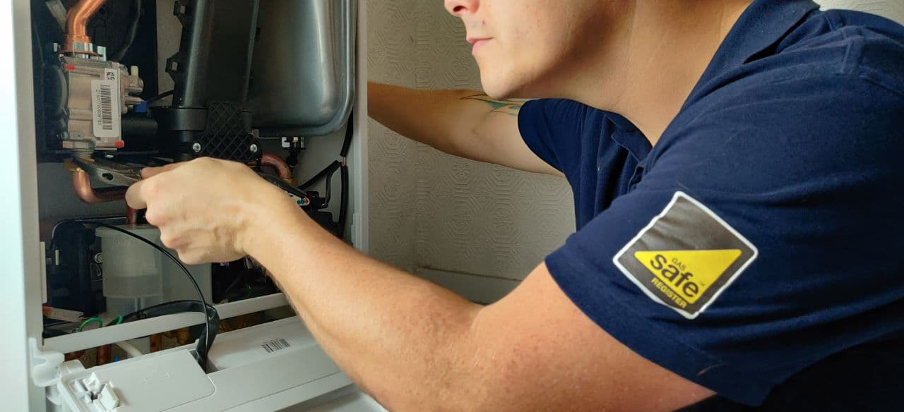 boiler installation and service in Medway